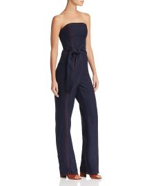 Confessions Strapless Jumpsuit by C Meo Collective at Bloomingdales
