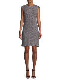 Confetti Tweed Dress by Rebecca Taylor at Gilt