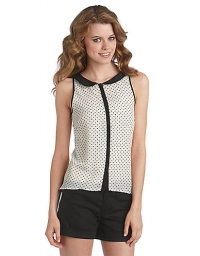 Connect the dots top by Kensie at Lord & Taylor