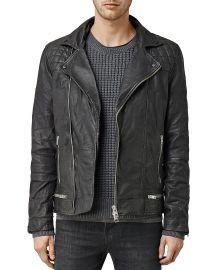 Conroy Leather Biker Jacket at Bloomingdales