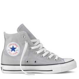 Converse Chuck Taylor   High Top Sneaker  Women grey at Nordstrom