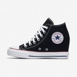 Converse Chuck Taylor All Star Lux Wedge Mid Sneaker at Nike