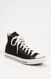 Converse Chuck Taylor High Top Sneaker Women in Black at Nordstrom