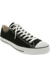 Converse Chuck Taylor Low Top Sneaker in Black at Nordstrom