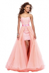 Convertible gown by Sherri Hill at Amazon