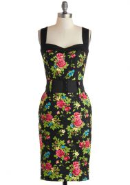 Cool Vibes Dress in Floral at ModCloth
