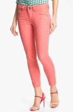 Coral ankle jeans at Nordstrom at Nordstrom