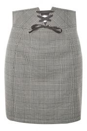 Corset Lace Up Skirt - Skirts - Clothing at Topshop