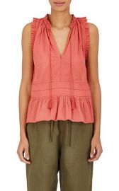 Cosette Sleeveless Blouse by Ulla Johnson at Barneys