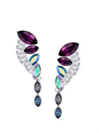 Cosmic Pierced Earrings Set at Swarovski