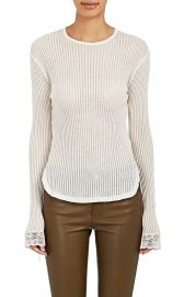 Cotton Mixed-Stitch Shirt at Barneys