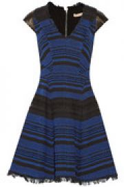 Cotton-blend tweed dress at The Outnet