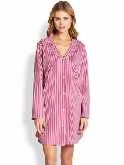 Cottonista - Stripe Cotton Sleepshirt at Saks Fifth Avenue