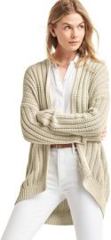 Cozy cardigan at Gap
