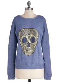 Craft Night Brainstorm Sweatshirt at ModCloth
