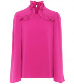 Crepe Blouse by Co at My Theresa
