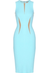 Crepe Sheath Dress by Michael Kors at Net A Porter