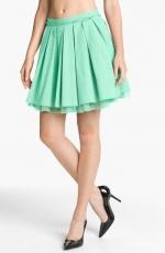 Crinoline Pleated skirt at Nordstrom at Nordstrom