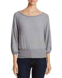 Cropped Sweater by Three Dots at Bloomingdales