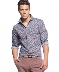 Crusader Shirt by Sons of Intrigue at Macys