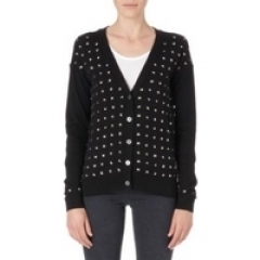 Crystal Studded Cardigan by Juicy Couture at Selfridges