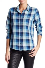 Current Elliott   The Slim Boy Shirt    Nordstrom Rack at Nordstrom Rack