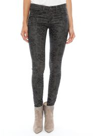Current Elliott Ankle Skinny Jeans in Castle Dirty Paws at Singer 22