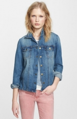 CurrentElliot The Mechanic Jean Jacket at Nordstrom