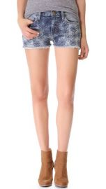 CurrentElliott The Boyfriend Shorts at Shopbop