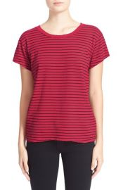CurrentElliott The Crewneck Stripe Tee at Nordstrom
