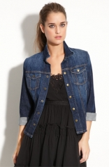 CurrentElliott The Mechanic Denim Jacket at Nordstrom