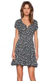 CurrentElliott The Swing Dress at Revolve