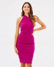Cut-Out Pencil Dress by Karen Millen at The Iconic
