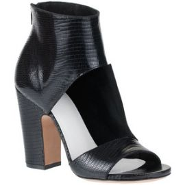 Cutout Sandal Bootie at Shopbop