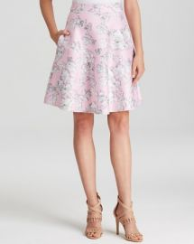 Cynthia Rowley Skirt - Bonded Flare at Bloomingdales