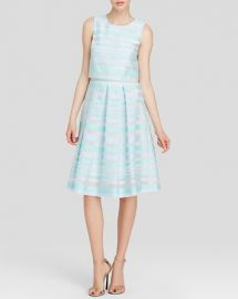 Cynthia Steffe Dress - Karolina Sleeveless Striped Popover at Bloomingdales