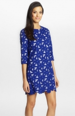Cynthia Steffe Vida Lace Shift Dress at Nordstrom