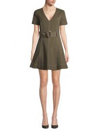 D Ring Fit-And-Flare Dress by Diane von Furstenberg at Gilt at Gilt