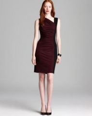 DIANE von FURSTENBERG Dress - Gladys Color Block at Bloomingdales