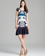 DIANE von FURSTENBERG Dress - Jalen Floral at Bloomingdales