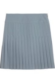 DKNY Pleated Skirt at Net A Porter