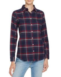 DL1961 Mercer  amp  Spring Plaid Button-Down Shirt - The Blue Shirt Shop at Bloomingdales