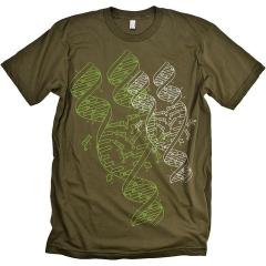 DNA tee at Babble Tees