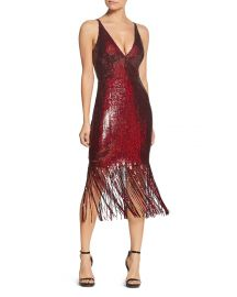 DRESS THE POPULATION FRANKIE SEQUINED DRESS at Bloomingdales
