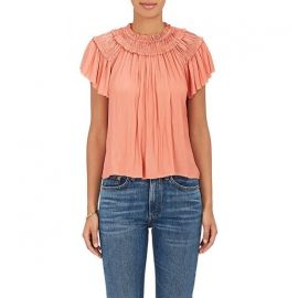 Dahlia top by Ulla Johnson at Barneys