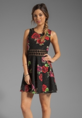 Daisy waist dress by Free People at Revolve