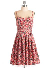 Dance of the Flowers Dress at ModCloth