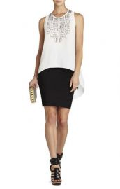 Danna top at Bcbg