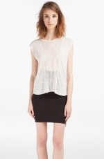 Danny burnout top by Maje at Nordstrom
