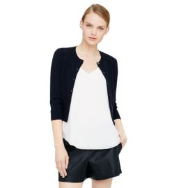 Darby Cashmere Cardigan at Club Monaco
